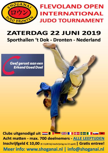 Flevoland Open International Judo Tournament