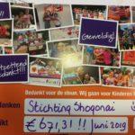 Het weekend in Sindelfingen en de KiKa opbrengst