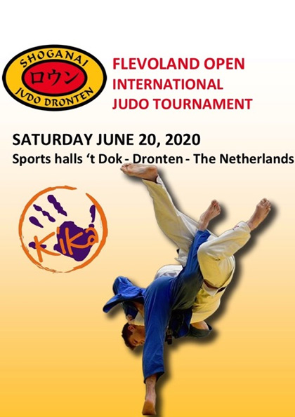 Flevoland Open International Judo Tournament
