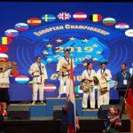 Kayleigh Heerikhuisen pakt weer goud op EK ID-judo