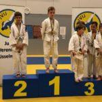Witte banden toernooi te Lelystad, toernooi in onze Residentiestad en A-judo op Texel