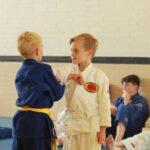 Judo dag 3 juli 2021: een sportief buitengebeuren rondom de dojo
